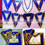 Masonic Collars | Masonic Collar Rank | Masonic Officer Coallrs and Apron Sets, masonic regalia collars