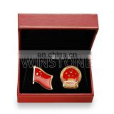 Souvenir Country Feature Metal Lapel Pin Badge with Gift Box