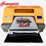2018 best high quality flatbed textile printer t-shirt price NVP5290