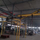 Epoxy auto powder coating system