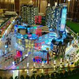 urban development city planning 3D scale model making landscape building architectural models making