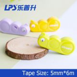 Kawaii Stationery Mini Correction Tape 6m For Student Correction Supplies Insect Design Cute Correction Tape