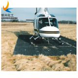 hdpe plate for Helicopter field helicopter landing mats/pads for emergency landing pads