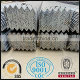 hot sale materials steel angle punched holes for building from shanghai factory of china