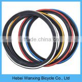 Good quality cheap bicycle tires 700c with various colors