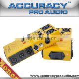 Network Audio Rj45 And USB Cable Tester With Yellow Color CT-04D