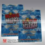 Inquiry about exclusive dealing king kush 4g and 10g herbal incense bag