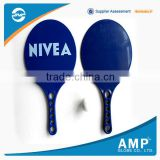 2016 Wholesale latest design beach rackets paddle