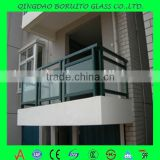 8mm Guardrail stair tempered laminated glass for Balcony                                                                         Quality Choice