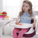 3 in 1 baby dining chair, baby dining table and chair