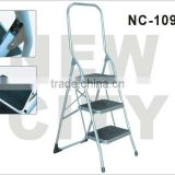 3step steel step ladder,household iron ladder