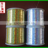 Laser M type metallic yarn, flat yarn