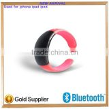 bluetooth with lcd fashion bluetooth bracelet