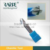 CNC Aluminum Chamfering Cutter For Special Process/Milling Carbide Chamfer Cutter For Lathe Machine