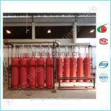 Pipe type HFC-227ea/FM200 automatic fire suppression system from factory direct sell
