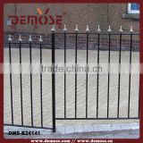 top wall iron fence and used wrought iron fencing for sale