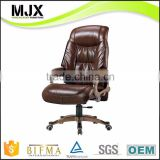 Custom design modern Italian leather office furniture chair executive office chair task chair