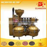 Smart size multifunction chia seeds oil extraction machine