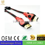 Factory Wholesale 25M Long HDMI Cable 1.4v with Amplifier for 1080P Full HD LED Display