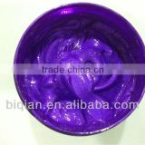 Temporary Hair Color Styling Gels Purple, Glitter Color Paste Red Pink ,Hair Dye Gel,Semi permanent Hair dye color
