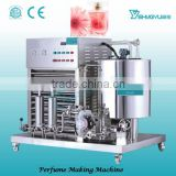 China perfume freezing machine perfume making machine with filter