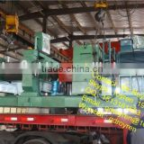 ALIBABA GOLDEN SUPPLIER Waste Tire Recycling Rubber Cracker Machine rubber machinery crusher