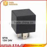 Car electric relay bosch type 12v 30a bosch relay
