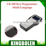 Functional Auto key programming tool CK100 CK-100 V45.02 ck100 Car Key Programmer SHIPPING FREE