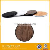 New products 2016 innovative product alibaba express OEM best selling products wood wireless phone charger