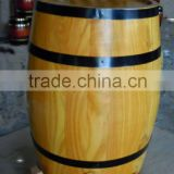 supply 2L-200L wooden wine barrel with high quality,factory direct sale