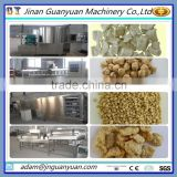 Soya snack maker ,soybean protein food machine , soya chunks machine by chinese supplier