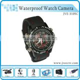Waterproof watch camera JVE-3105C pocket digital camera web camera