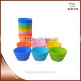 Good quality baking Silicone muffin cake cup 7cm                                                                         Quality Choice