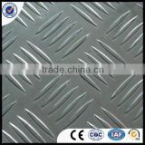 Anti-Slipping Aluminum Tread Plate Sheet 1060 3003 5052 in Factory