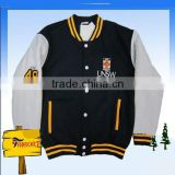 School Baseball Jacket(VJA01-1)