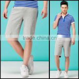 top quality and with zipper half pants for men and casual mens baggy trousers pants for sports half pants