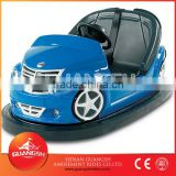 hot sale park amusement equipment, 2 person rides electric car battery bumper cars for family fun