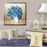 CTX-10152 handmade canvas art modern beautiful painting flower oil painting