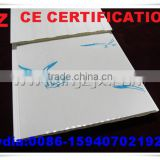 2014 China Alibaba Supplier New Designs Pvc Panel For Ceiling and PVC Panel Prodaction Line