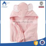 Cotton Manufacture Wholesale Hooded Baby Towel