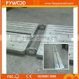 scaffolding kwikstage steel planks, scaffolding walking board, galvanized steel plank