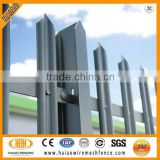 Cheap top selling galvanising palisade fence ( best quality )