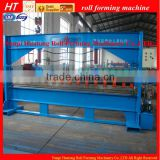 Sample hydraulic manual shearing machine for color steel