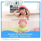 cute young girl bikini kids swimsuit