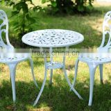 hot sale Outdoor furniture bistro set table and chair good quality