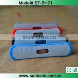Bluetooth Speaker ,Suntonic Ultra-Portable Wireless Bluetooth Speakers,Powerful Sound with build in Microphon