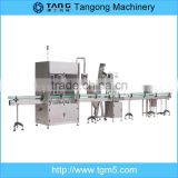 fruit jam filling production line in glass/plastic jar