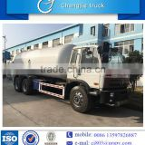 Quality 100% guaranteed customized for export 6x4 Dongfeng 25.3m3 lpg gas cylinder truck