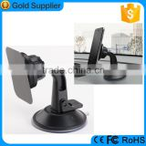 2016 New style factory direct sales sticky magnetic car mount plastic mobile phone holder