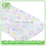 cotton baby muslin changing pad cover, baby crib sheet
